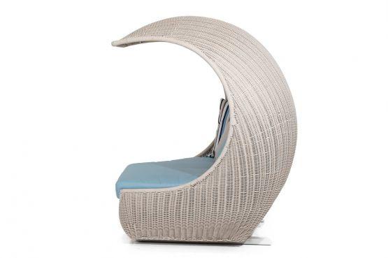 Lounge Liege-Sessel Conchiglione
