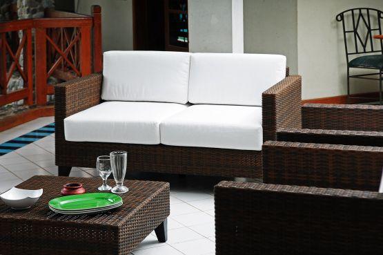 Loungegarnitur  Yuli  High-End
