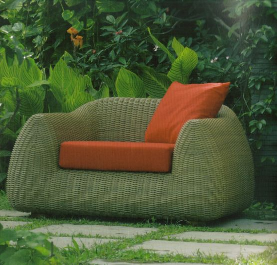 sofa mango outdoor rattan korbhaus. Black Bedroom Furniture Sets. Home Design Ideas