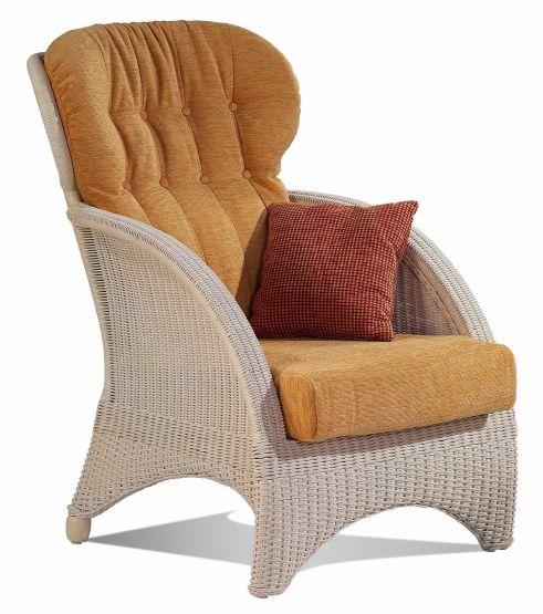 rattan kaminsessel. Black Bedroom Furniture Sets. Home Design Ideas