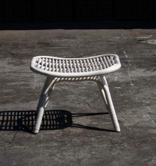 hocker retro. Black Bedroom Furniture Sets. Home Design Ideas
