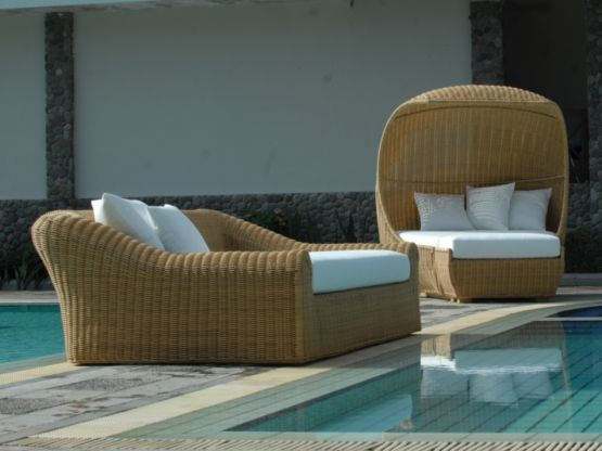 Outdoor Sofa Palatino Divanone