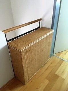 rattantruhe nach ma rattan korbhaus. Black Bedroom Furniture Sets. Home Design Ideas