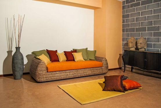 Rattansofa Mango Indoor Lounge Sofa