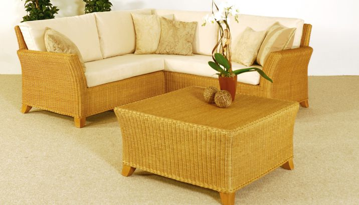 ecksofa 245 rattan korbhaus. Black Bedroom Furniture Sets. Home Design Ideas