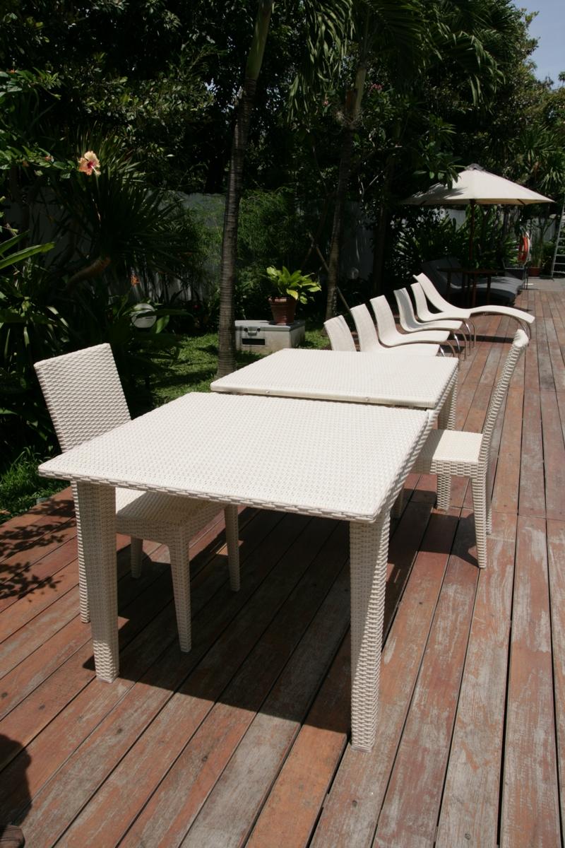 rattan gartentisch fanny rattan korbhaus. Black Bedroom Furniture Sets. Home Design Ideas