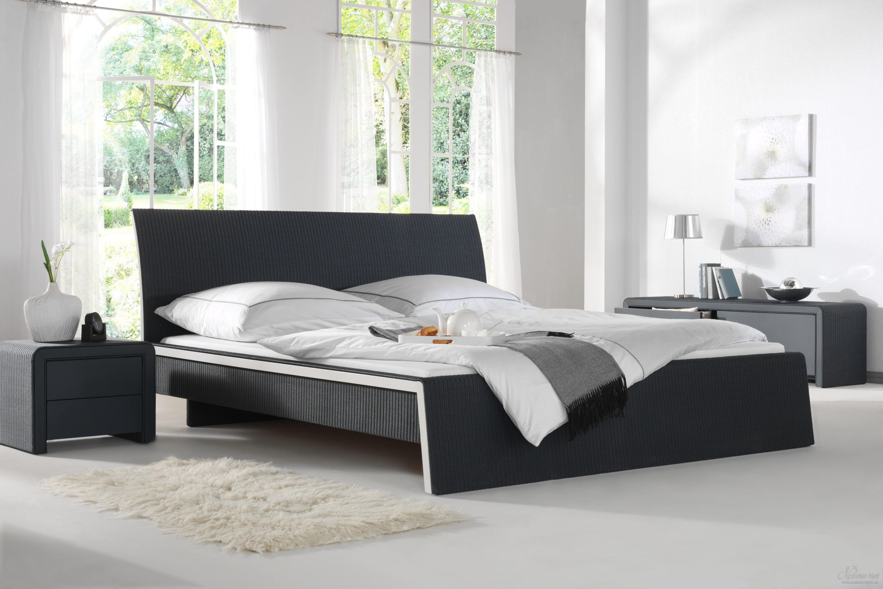 loombett model neo rattan korbhaus. Black Bedroom Furniture Sets. Home Design Ideas