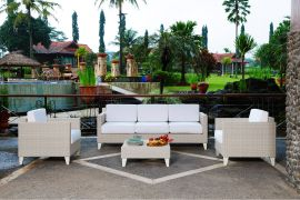 Loungegarnitur  Yuli  High-End