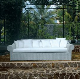 Rattansofa outdoor CR 08