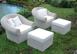Rattansessel outdoor CR08