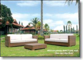 Lounge Sofagruppe Breton Divano outdoor