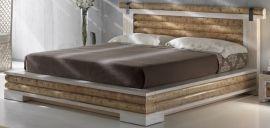 Bambusbett Tobago mit Bettkasten