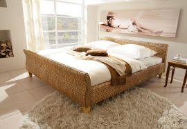 bett sakura 200 x 220 cm bergr e rattan korbhaus. Black Bedroom Furniture Sets. Home Design Ideas