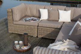 Adriatico Loungegruppe groß  315 cm x 255 cm