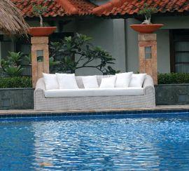 Gartensofa Palatino 3-Sitzer