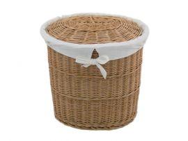 Wäschekorb oval
