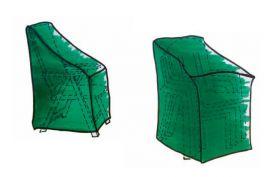 Sesselhaube für Einzelsessel/gestapelte Sessel Light Line