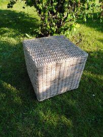 Breton Hocker  kubu-grau