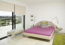 Rattanbett Alicante